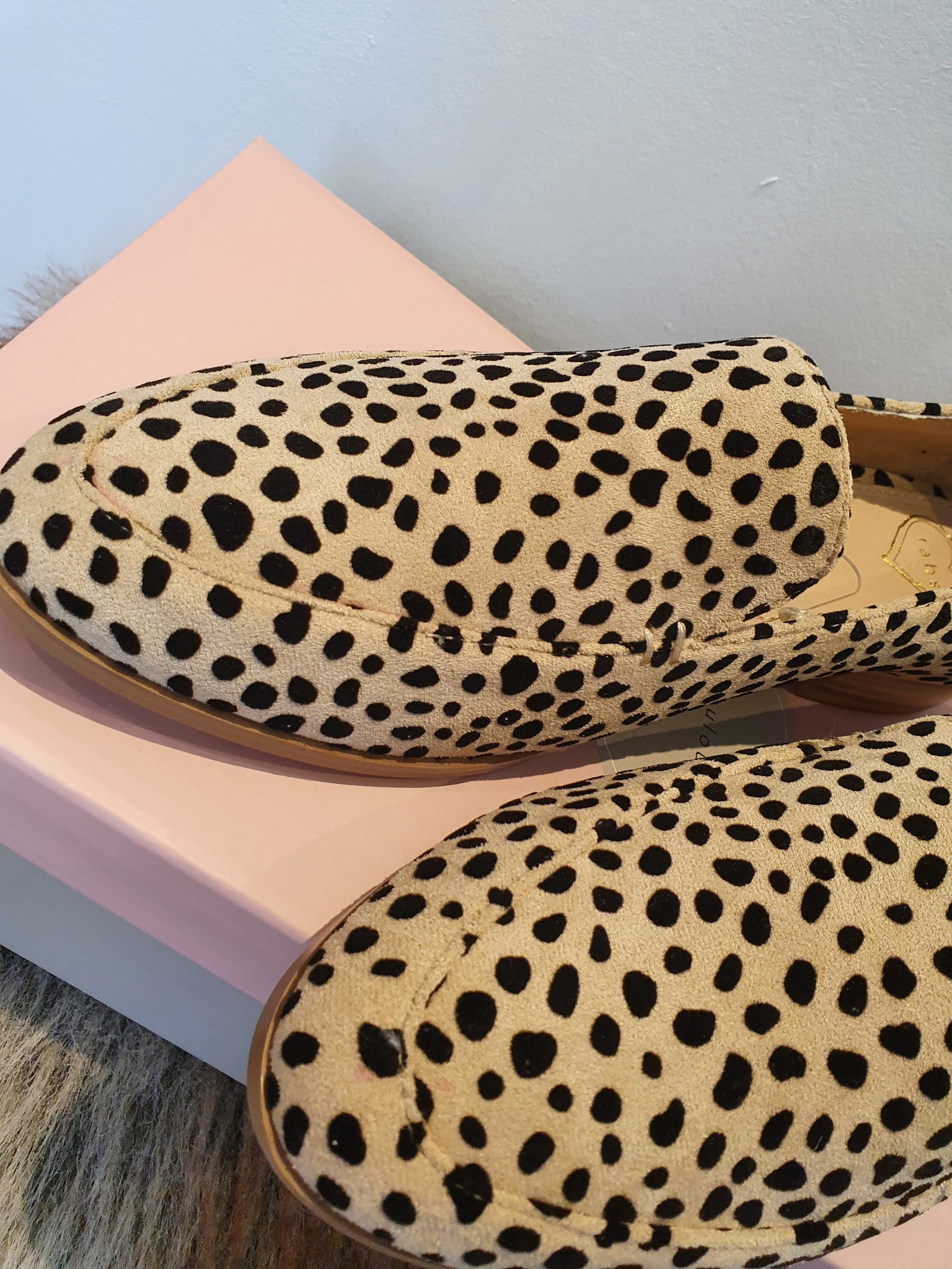 Fabulous Fabs Fabs loafers panter