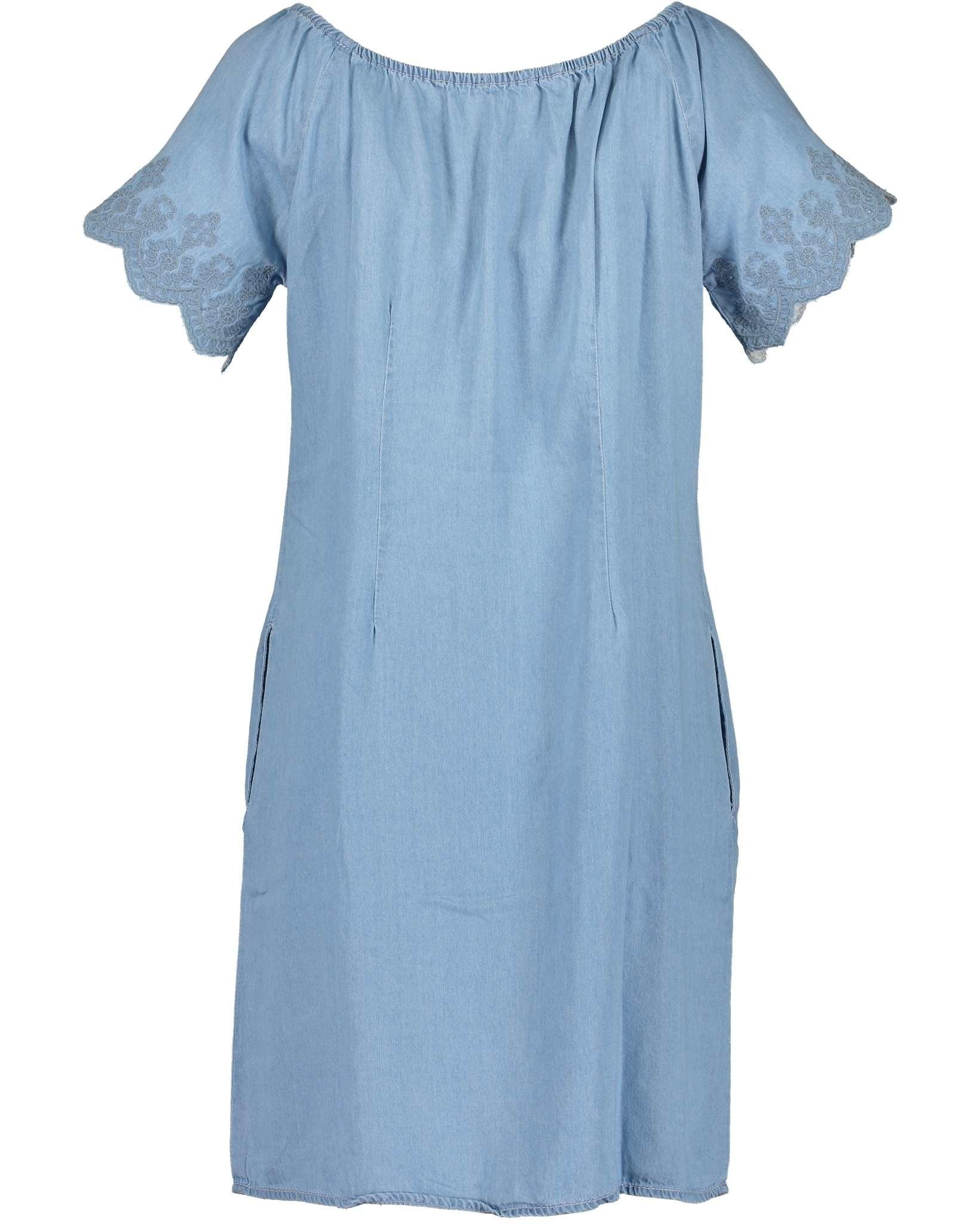 Blue Seven Blue Seven jurk Carmen jeans
