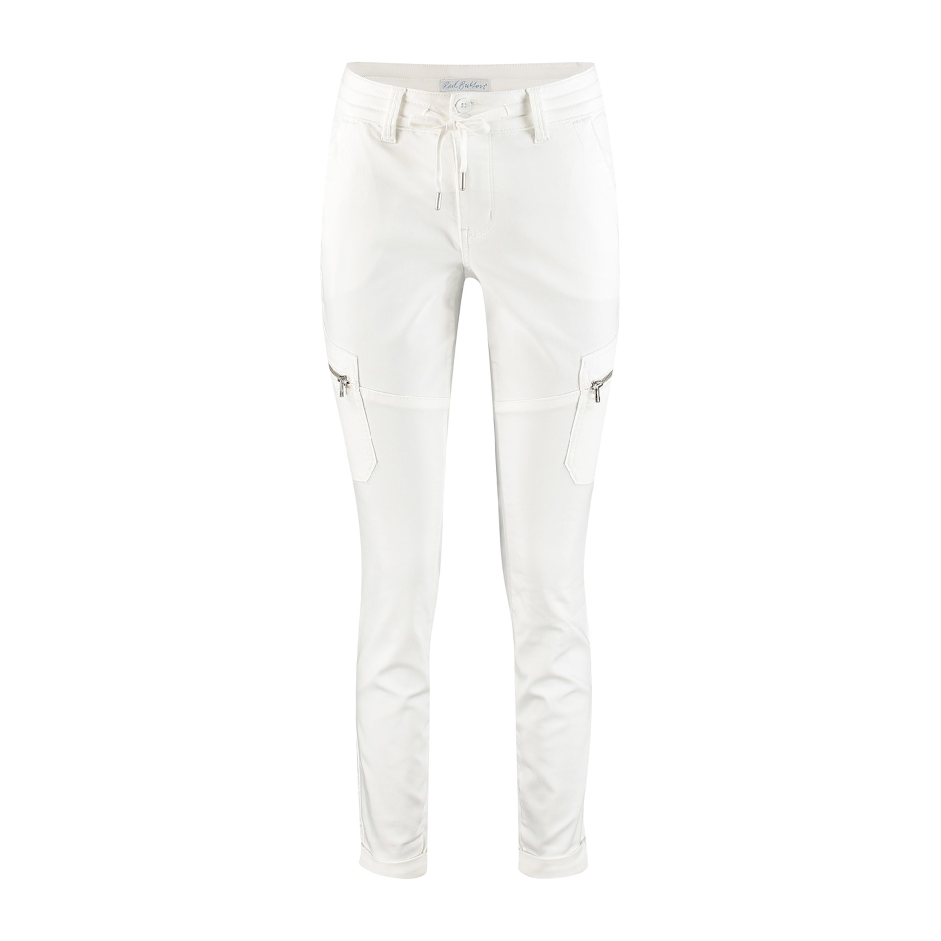 Red Button Red Button Cargo jog off white