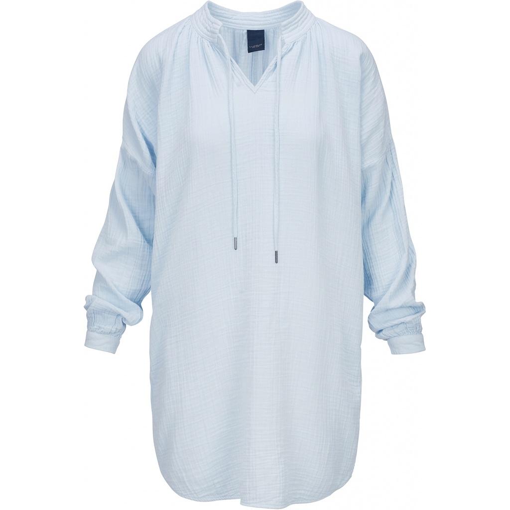 One Two Luxzuz One Two Luxzuz jurk Bohilda ijsblauw
