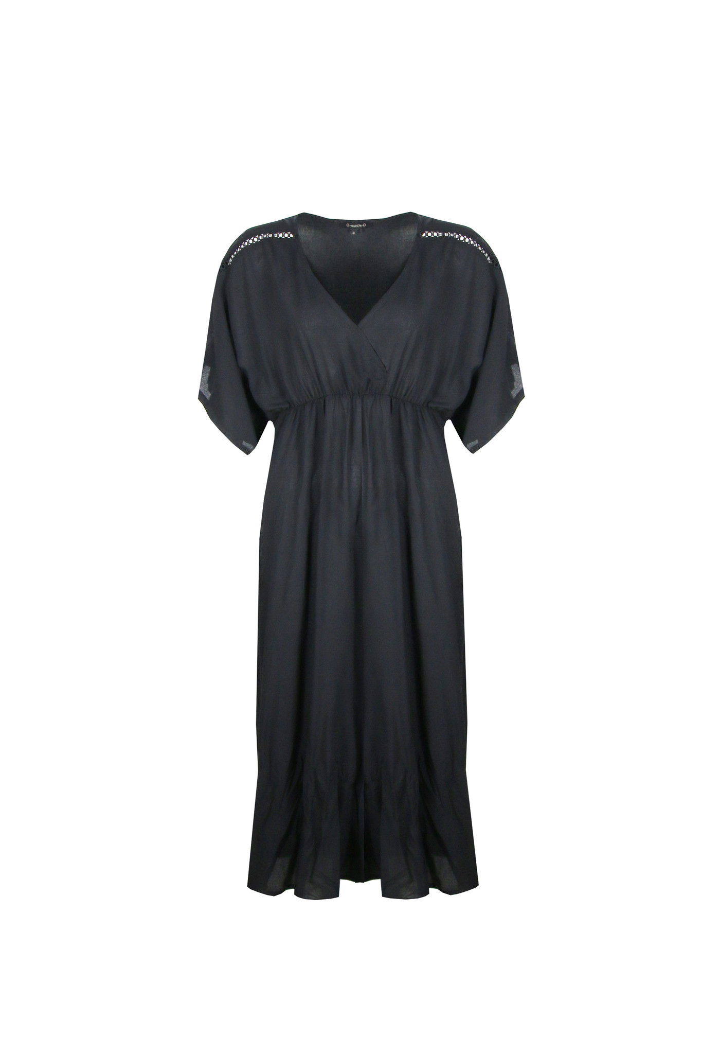 G-Maxx G-Maxx jurk Eboni zwart
