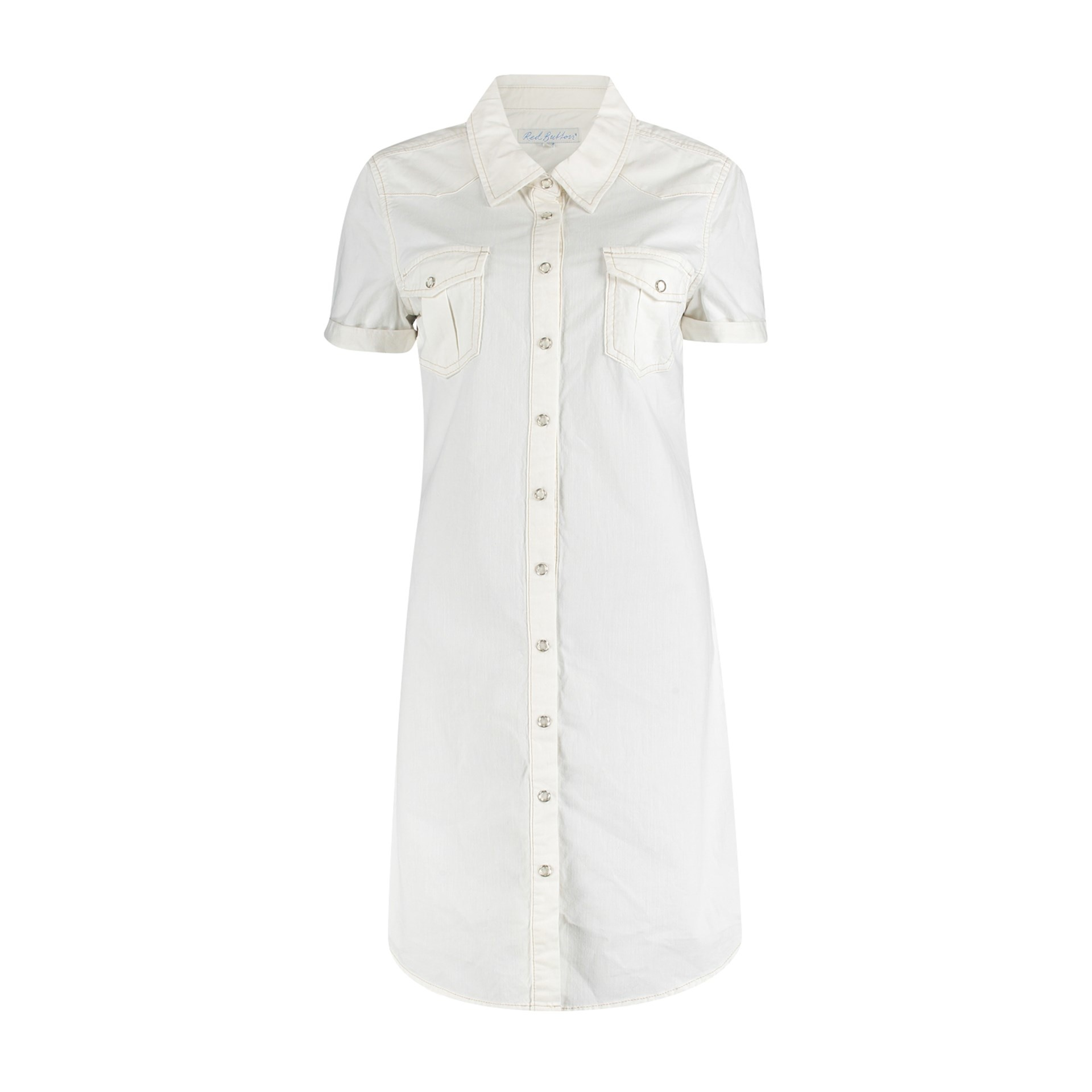 Red Button Red Button jurk Boby color off white