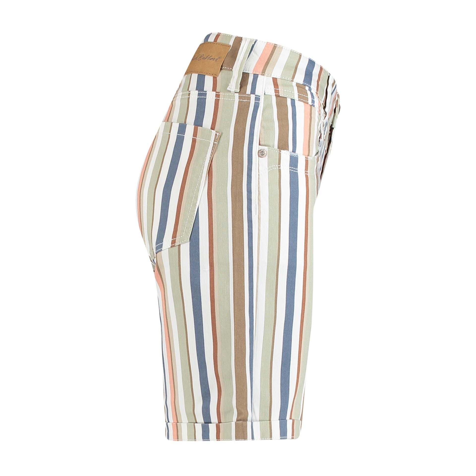 Red Button Red Button short Relax multicolor stripe