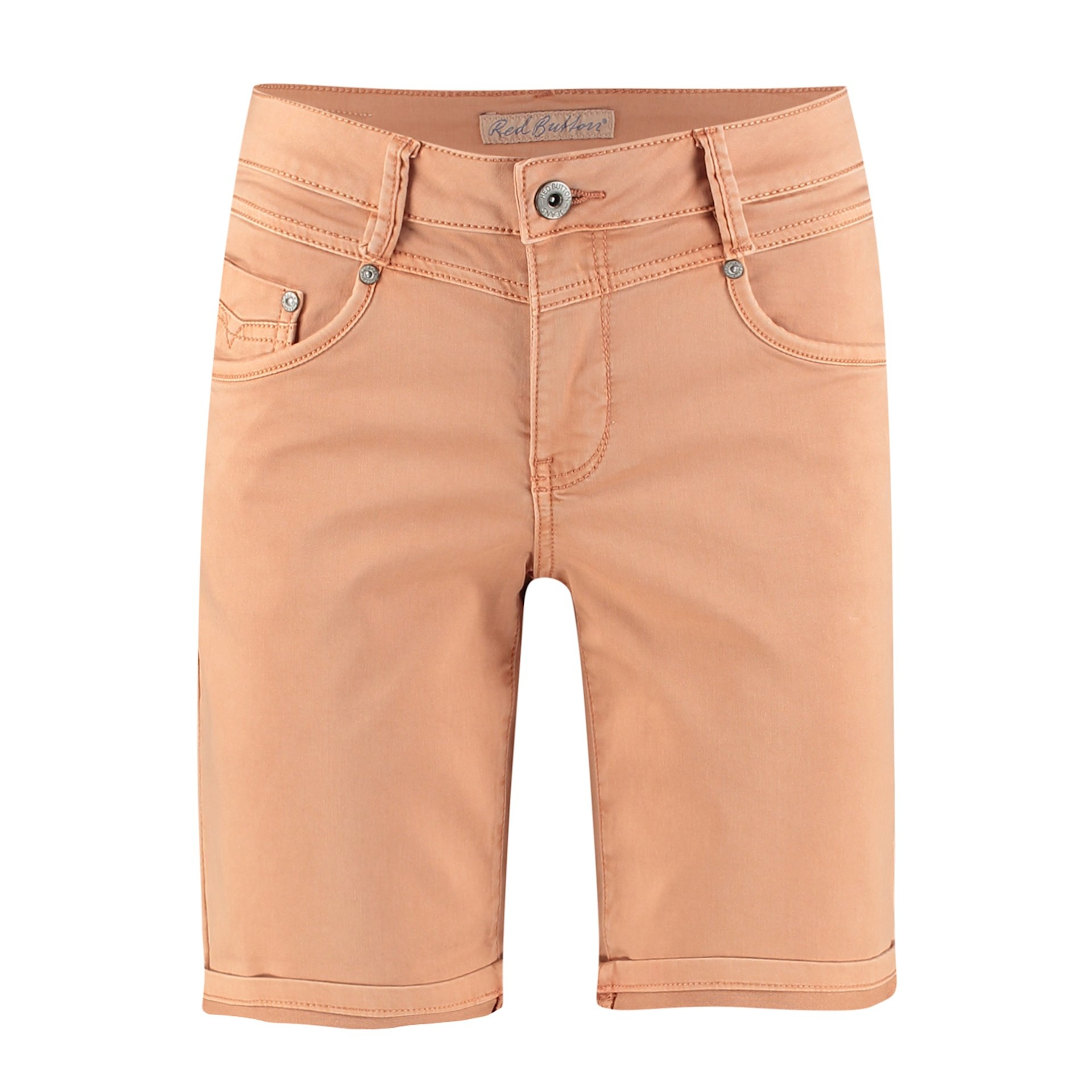 Red Button Red Button short Relax jog color peach