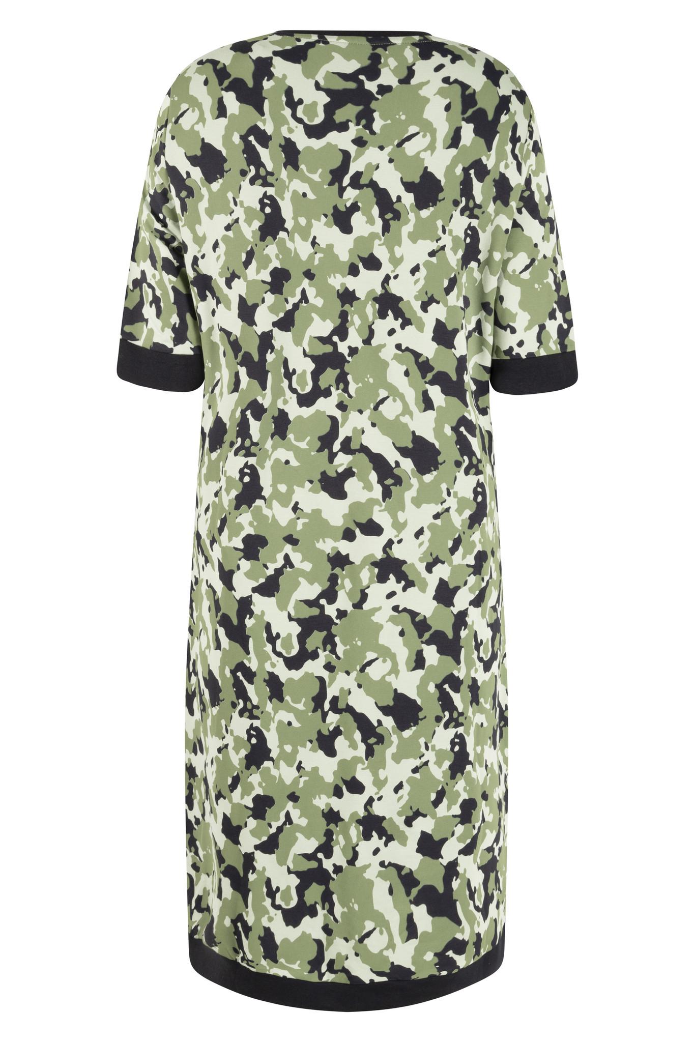 Zoso Zoso Mason camouflage dress