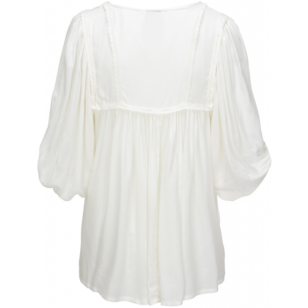 One Two Luxzuz One Two Luxzuz blouse Aisha cream
