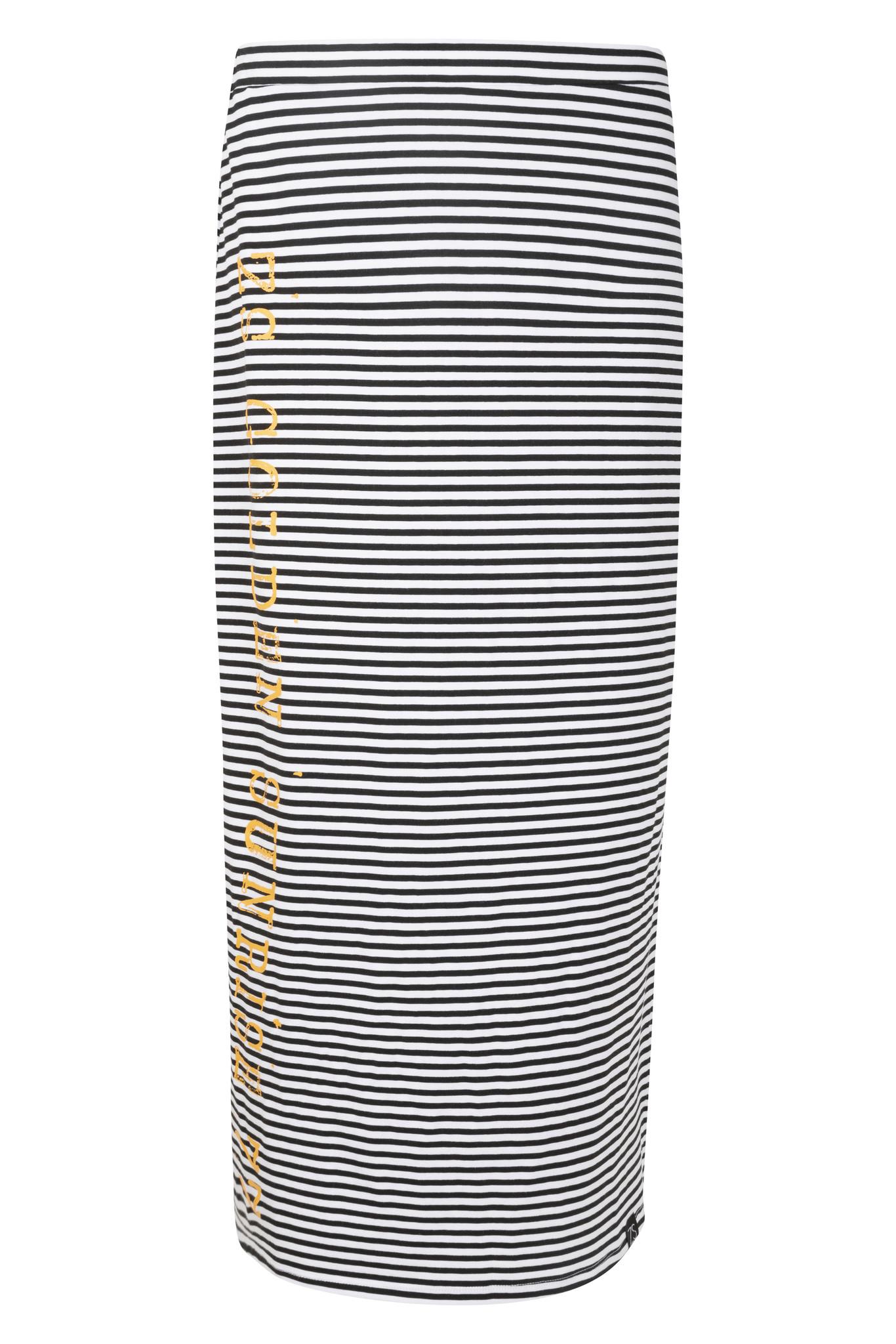 Zoso Zoso Jill rok striped with print summergold