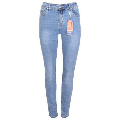 Norfy Denim Norfy jeans jog mid blue