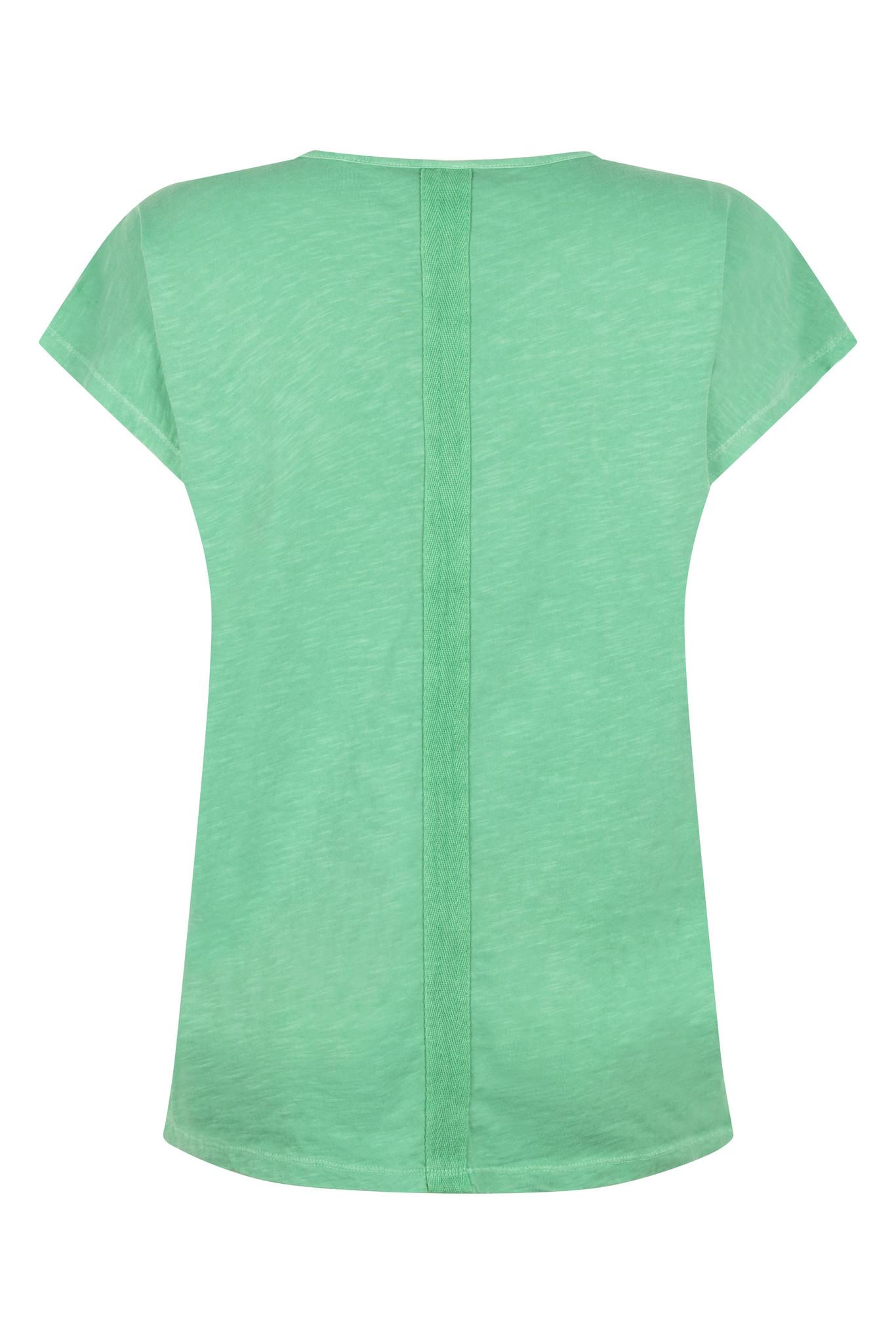 Zoso Zoso Saskia t-shirt dye garment green