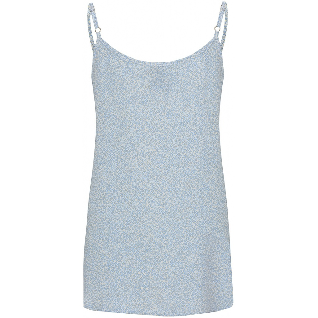 One Two Luxzuz One Two Luxzuz Rocco top heavenly blue