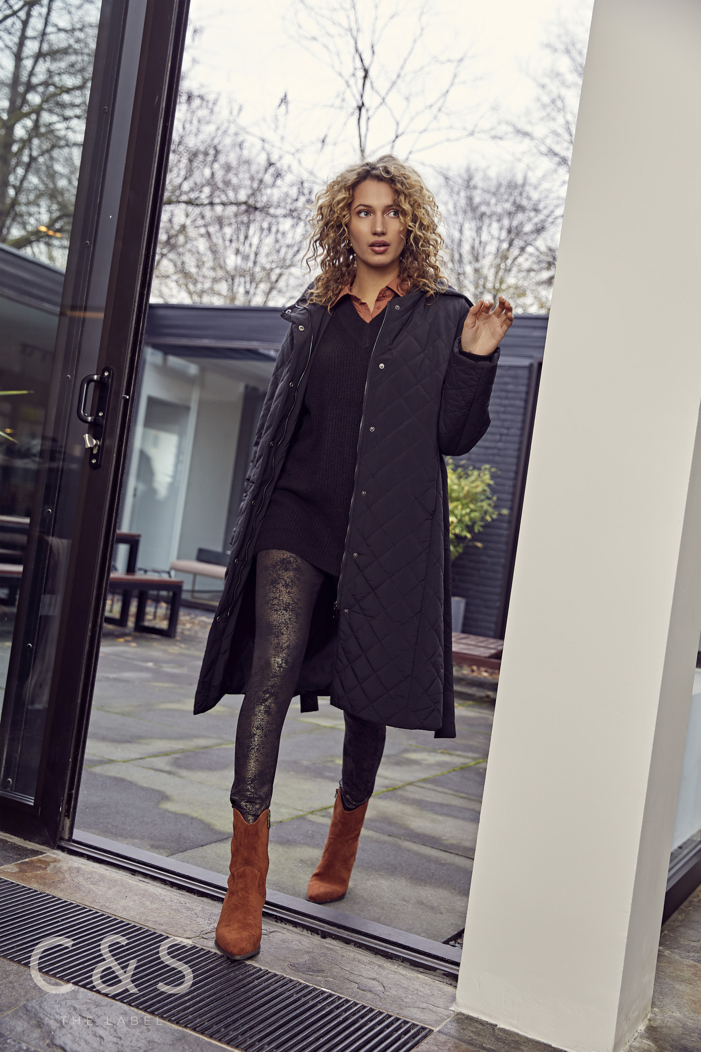 C&S The label C&S The Label Dyna broek