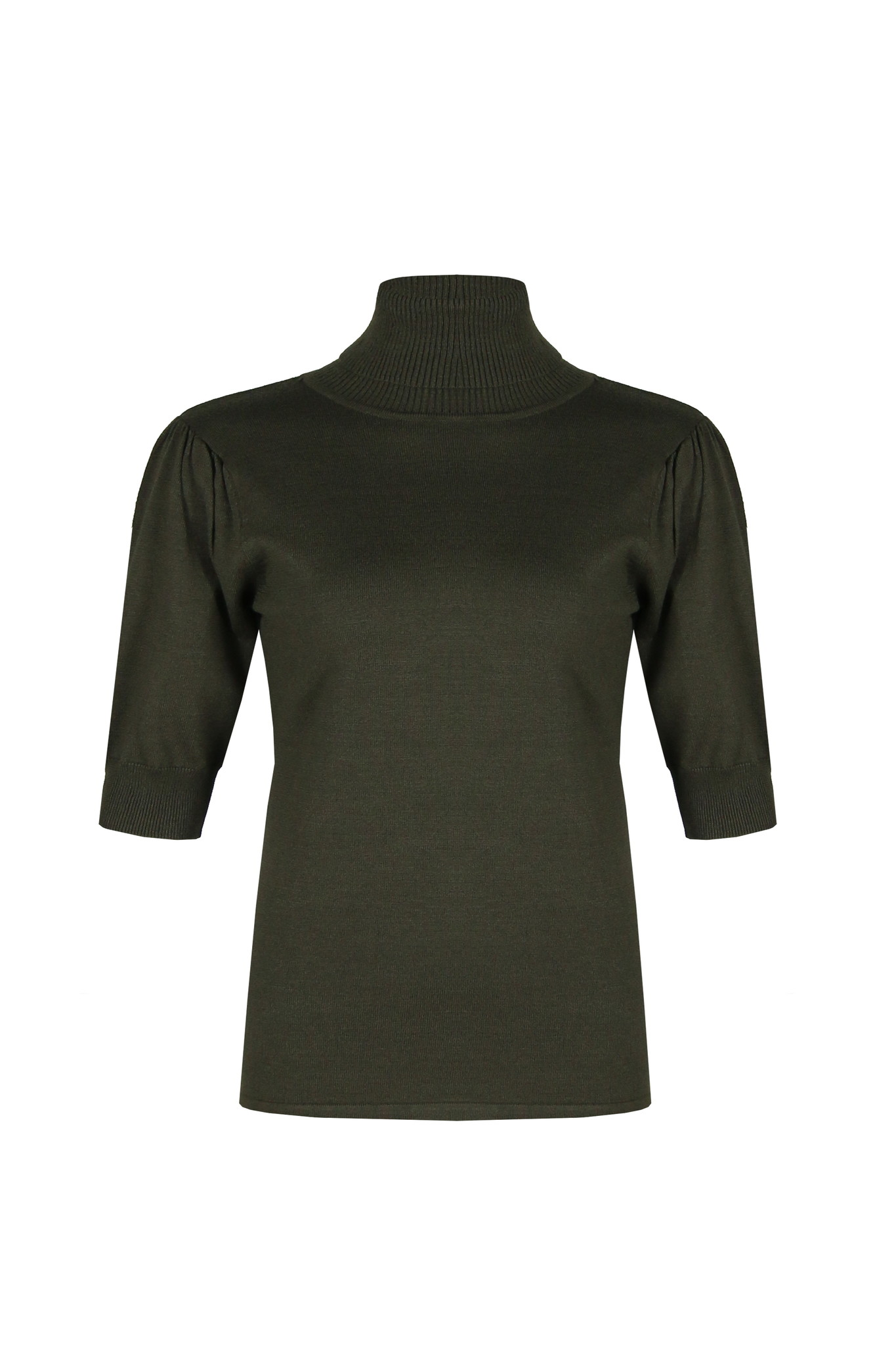 C&S The label C&S The Label Ivy top coltrui groen