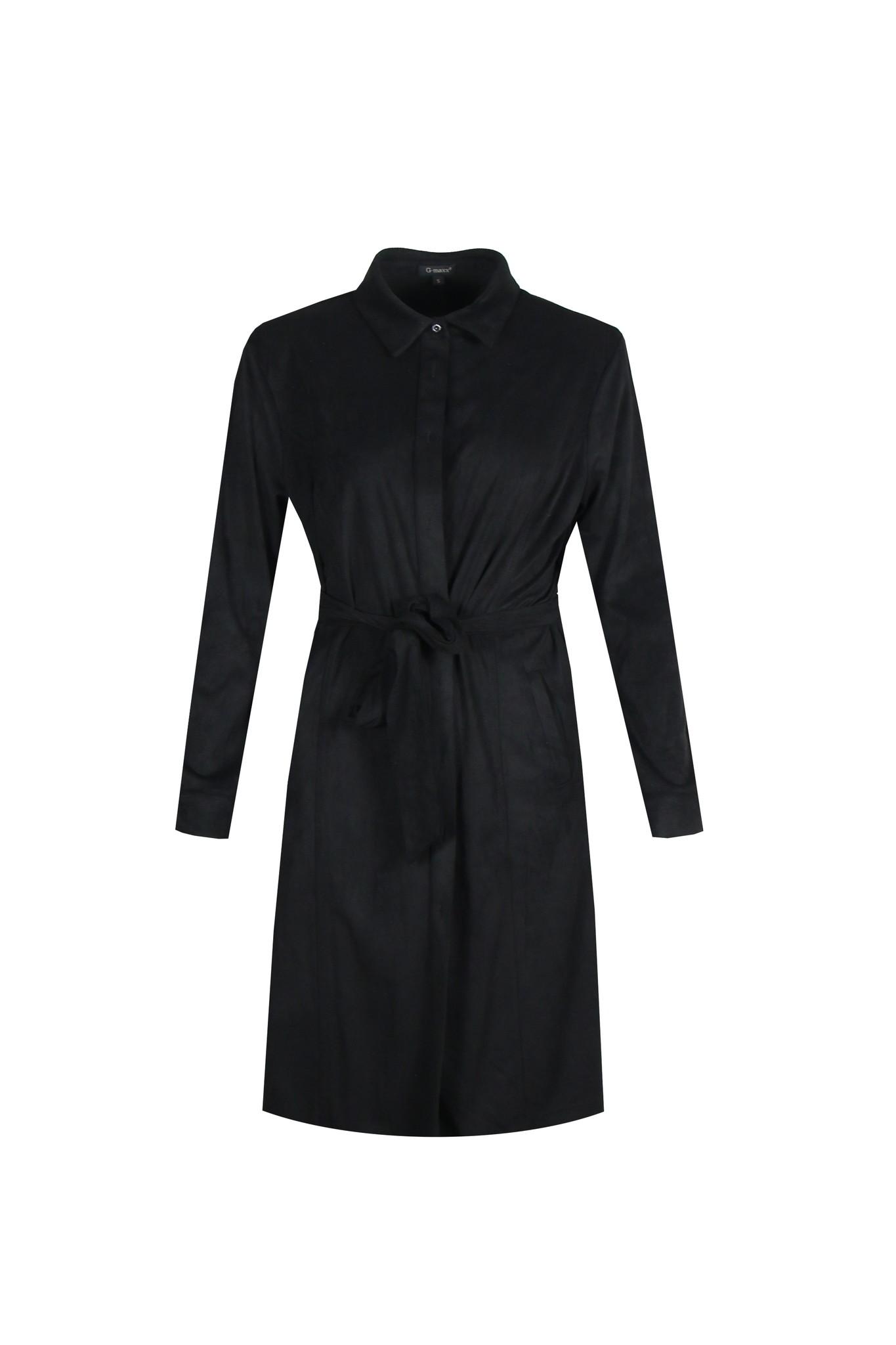 G-Maxx G-Maxx Gladys jurk zwart