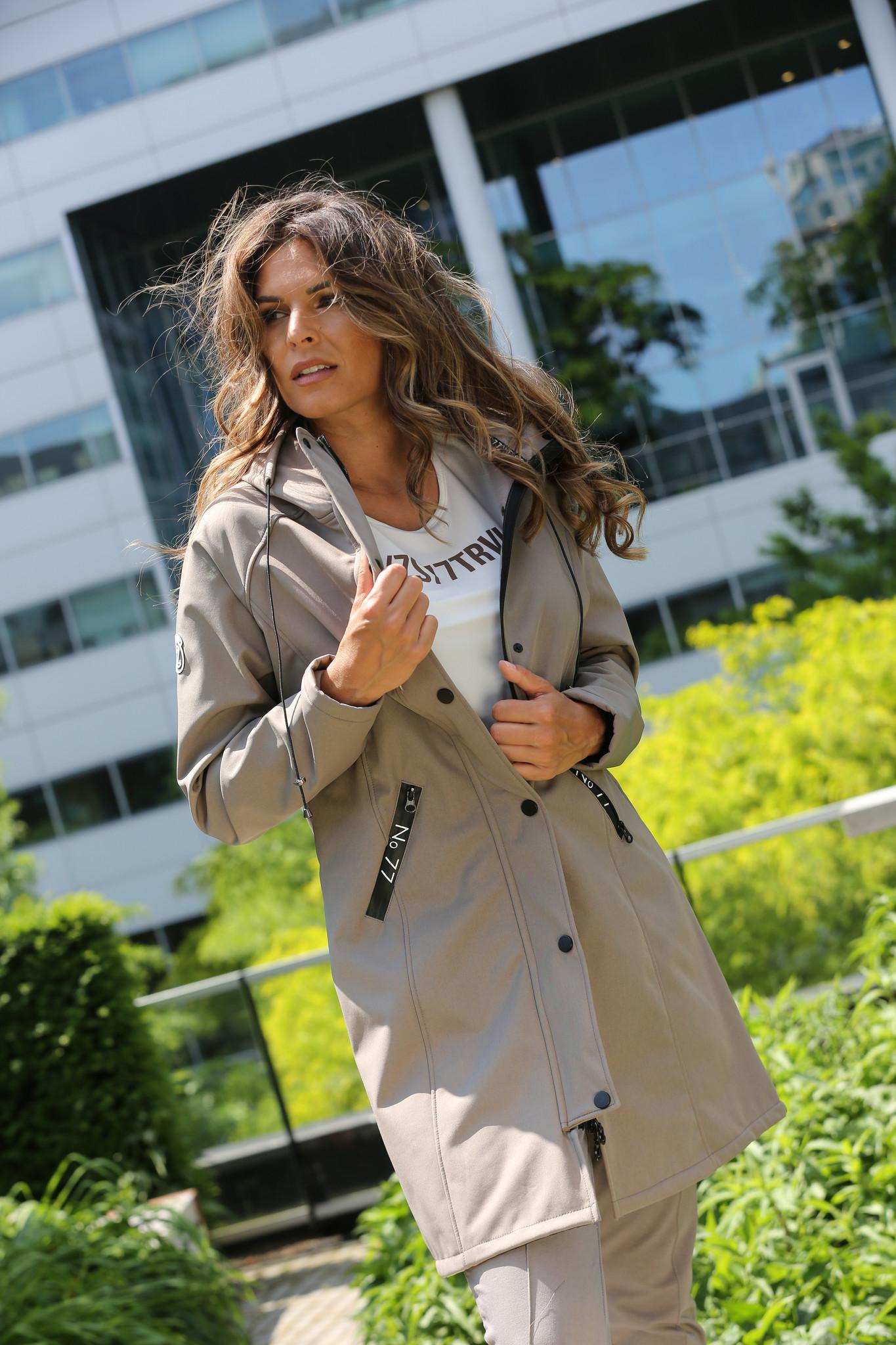 Zoso Zoso 215 Softshell outdoor coat