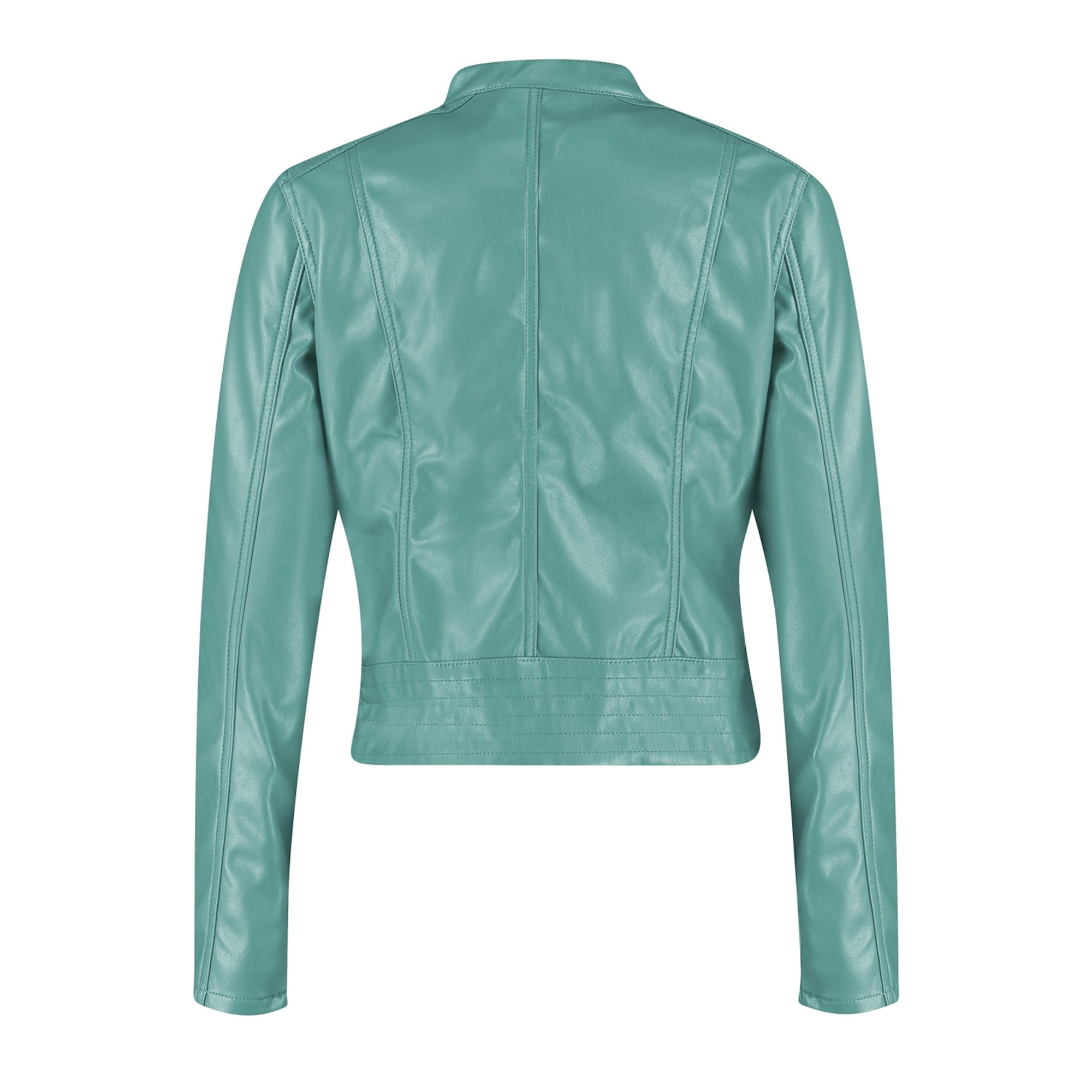 Red Button Red Button SRB2870 vegan leather jacket SheenaDusty jade