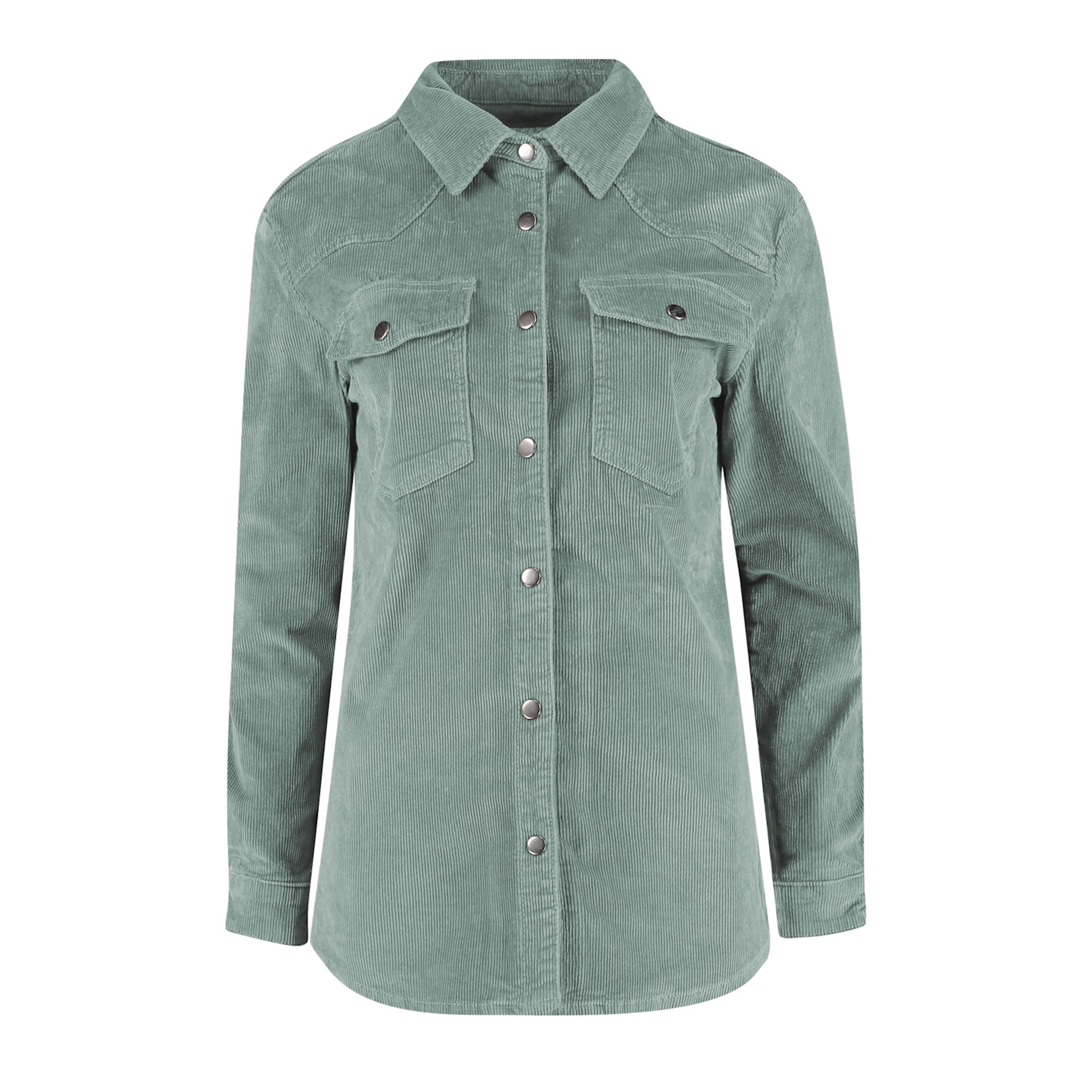 Red Button Red Button SRB2910 Nana overblouse cord dusty jade