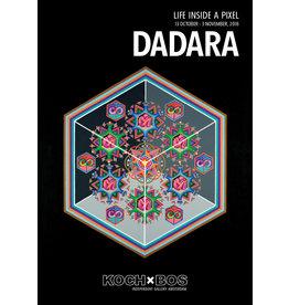KochxBos Gallery Dadara 'Life inside a pixel'  2018 A2 poster