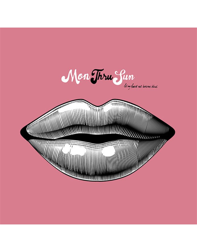 MonThruSun LP / VINYL album 'Let My Heart Not Become Blind' by the MonThruSun
