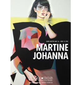 KochxBos Gallery Martine Johanna  Exhibition  2018 poster