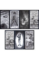 Martin Draax Draax editions - all works together (7!)