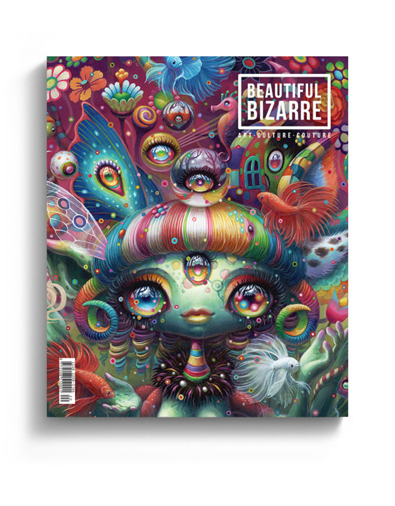 KochxBos Gallery Beautiful Bizarre Issue 23 - September 2020