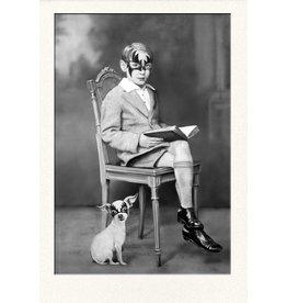 Zoé Byland Boy and Dog