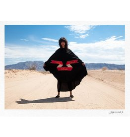 Sarah Maple Anti Rape Cloak Desert