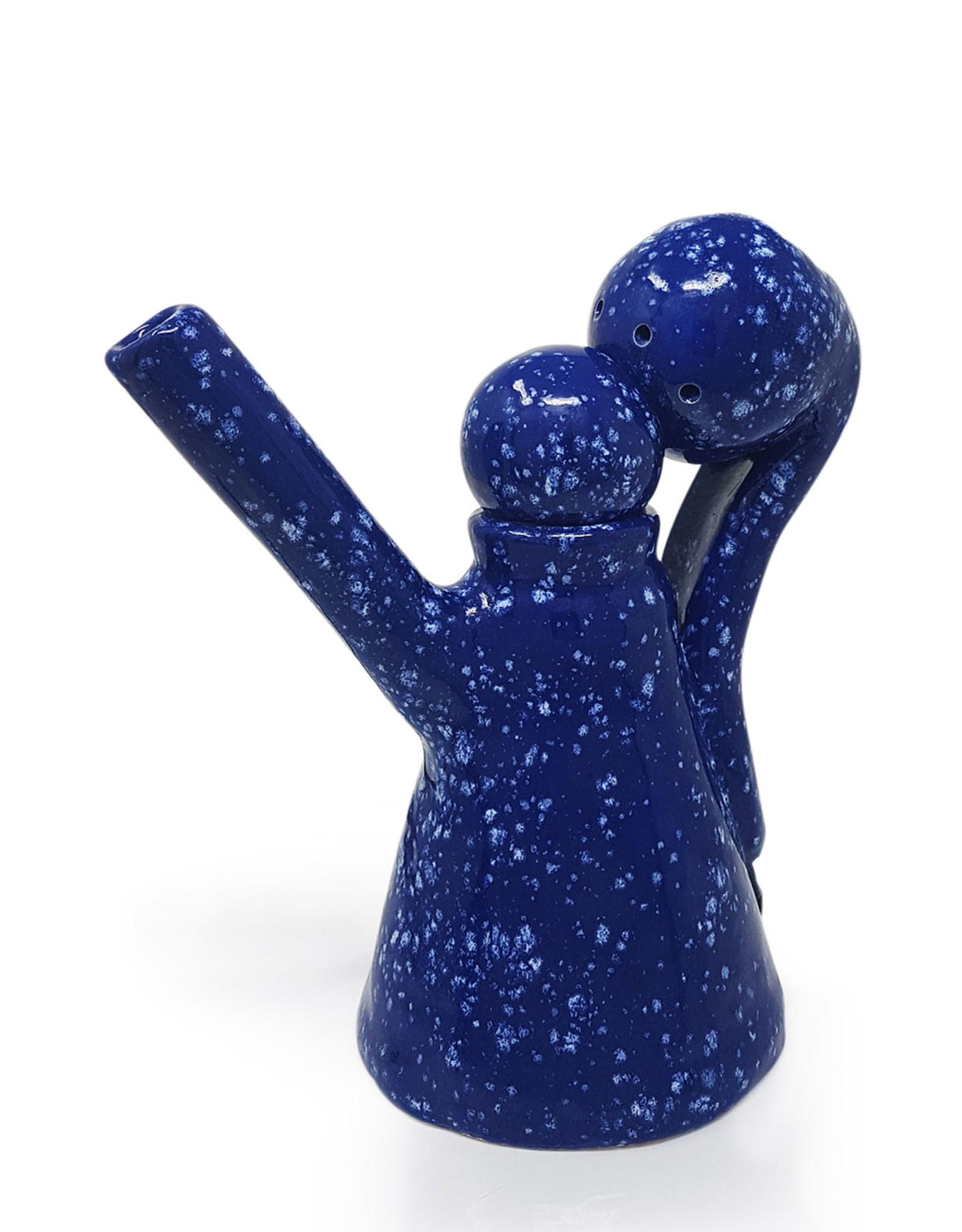 "Einarmiger Bandit ""Celestial Blue"""