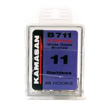 KAMASAN - B711 X Strong Wide Gape Bronze Barbless