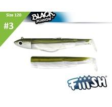 FIIISH - Black Minnow 120 N°3