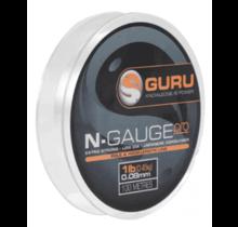 GURU - N-Gauge Pro Pole & Hooklenght Line