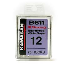 KAMASAN - B611 Barbless Wide Gape