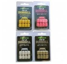 KORDA - Fake Food Plastic Baits - Pop-up Dumbell