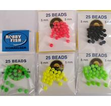 MIDNIGHT MOON - Beads 5mm en 8mm