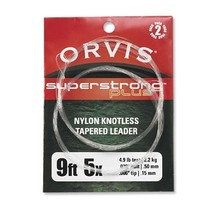 ORVIS - SuperStrong Plus Knotless Tapered Leader