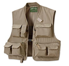 ORVIS - Clearwater Wading Vest Olive