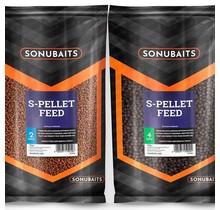 SONUBAITS - S-Pellet Feed