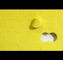 FULLING MILL - ADHESIVE STRIKE INDICATORS - Yellow