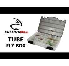 FULLING MILL - 1957 Tube Fly Box