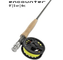 ORVIS - Encounter 9' #6 Outfit Set
