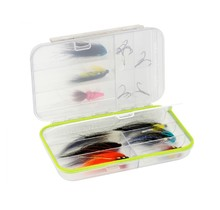 TRAUN RIVER - Tube Fly Box Professional