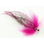 Traun River Predator Candy Tube - Heavy Pink Grizzly
