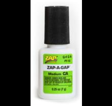 ZAP - Zap-a-Gap Secondelijm met borstel