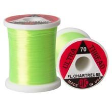 UTC - Binddraad 70 Denier - Fluo Chartreuse