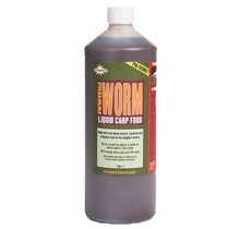 Dynamite Baits - Liquid Carp Food - Premium Worm