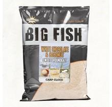 DYNAMITE - BIG FISH White Chocolate & Coconut Sweet Groundbait.