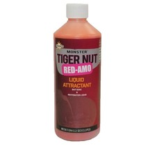 DYNAMITE BAITS - Monster Tiger Nut Liquid Attractant - Red-Amo
