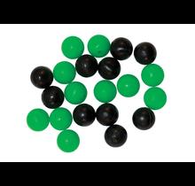 TRONIXPRO - Round Beads Black/Green