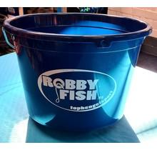 ROBBY FISH - Emmer 18l Metallic Blauw