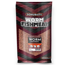SONUBAITS - Worm Fishmeal